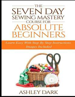 3 in 1 Free Sewing Ebook For Beginners