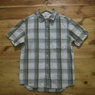 Vans shadow plaid shortsleeve shirt original