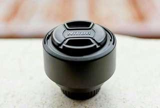 Nikon F1.8G Prime Lens