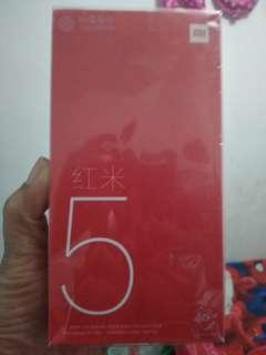Dijual Xiomi 5