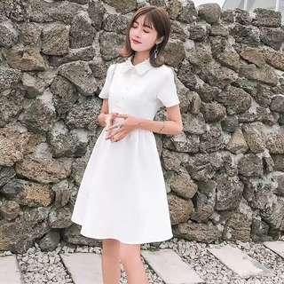 Miu miu dress in blk or white