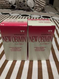 GIVEAWAY! Obimin Supplement for Pregnant and Lactating Women