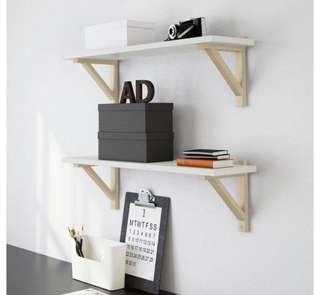 Ike's shelf