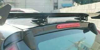 汽車鋁合金尾翼(需預定)