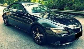 BMW 630 SG
