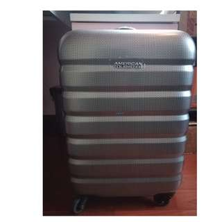代購31>American Tourister 4輪 行李箱 旅行箱 旅行喼 20吋