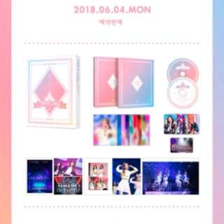 TWICE Twiceland The Opening Encore Concert DVD