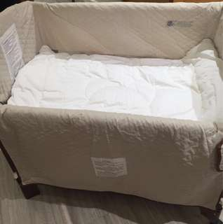 Baby crib- used for only 2 months good as new pa rin