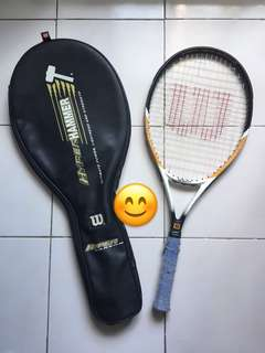 Wilcon Tennis Racquet US Open Edition with Case