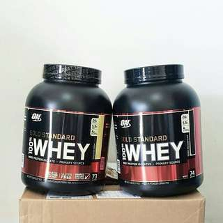 ON Gold Standard 100% Whey Protien