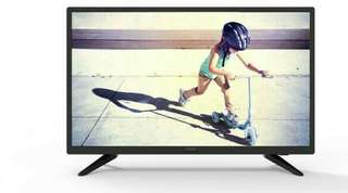 """Philips 24"""" Digital LED TV. 24PHT4003. Local SG Stock with warranty."""