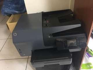 🚚 HP6830 多功能事務印表機 列表機 傳真機 複印 掃描