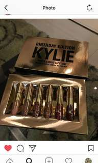 Authentic Kylie Birthday edition