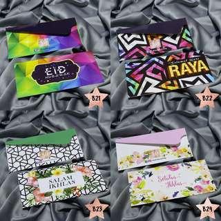 Money Packet / Money Envelope / Sampul Duit / Sampul Raya