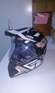 Lazer TH2 Adventure Helmet