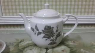 Teapot - Ros Hitam