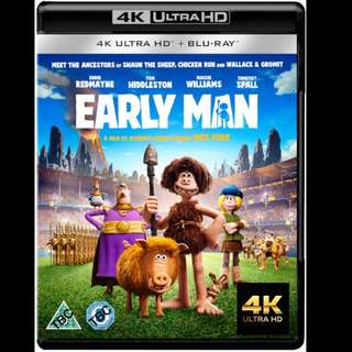 [Rent-A-4K-Movie] EARLY MAN (2018)