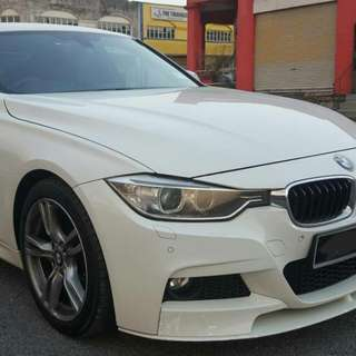 BMW F30 328i FULLSPEC TWIN TURBO 2013/13