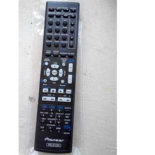 Pioneer Home Theatre Receiver AVR Remote