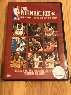 The Foundation NBA DVD