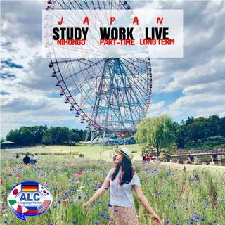 STUDY & WORK IN JAPAN PROGRAM