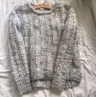 Gap knit sweater
