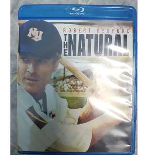 The Natural [Blu-ray] USED