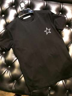 🆕 Authentic GIVENCHY CUBAN PRINTED STAR Tee