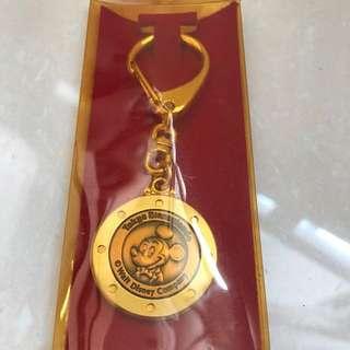 1990年東京迪士尼鎖匙扣