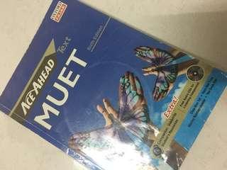 MUET TEXTBOOK edition SIXTH