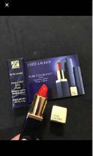 Authentic Estée Lauder travel size lipstick