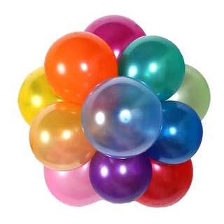 Ballon 100 pcs for Party