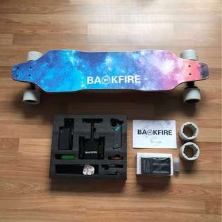 Backfire Galaxy G2 Electric Skateboard