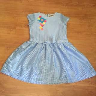 Peppermint dress s14