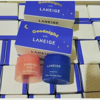 LANEIGE  Good Night Sleeping Care Kit