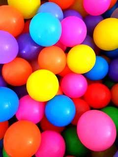 Plastic Balls for ball pit or ball pool