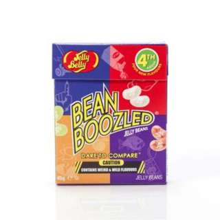 BEAN BOOZLED JELLY CANDY 4TH EDITION