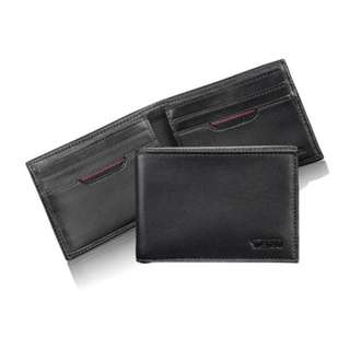 Original Tumi Genuine Leather  Men Wallet