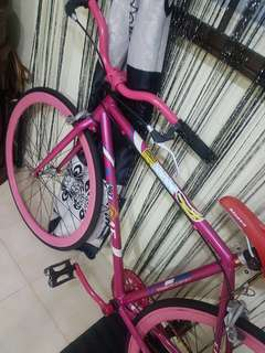 Good conditions fixie bike for sale!!