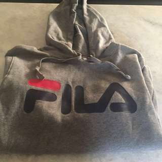 Urban outfitters: Grey fila sweater