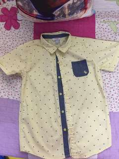 Poney short sleeve shirt