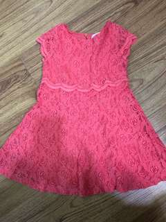 Zara Girl lace dress