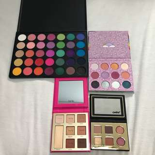 Eyeshadow Palettes clearance! All Authentic! ❤️