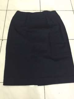 Office Skirt high waist