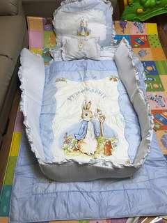 🚚 彼得兔床組