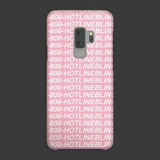 Hotline Bling Samsung Galaxy S9 Plus Custom Hard Case