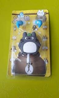 🚚 龍貓耳機