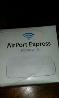 Airport Express 802.11n WiFi