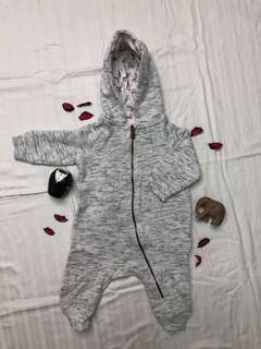 H&M Baby Romper With Hoodies