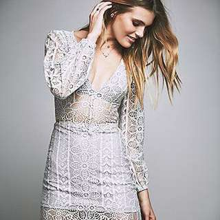For love and lemons two piece dress